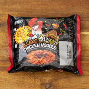 Top 10 Ramen 2021 - Paldo Volcano Chicken Noodles